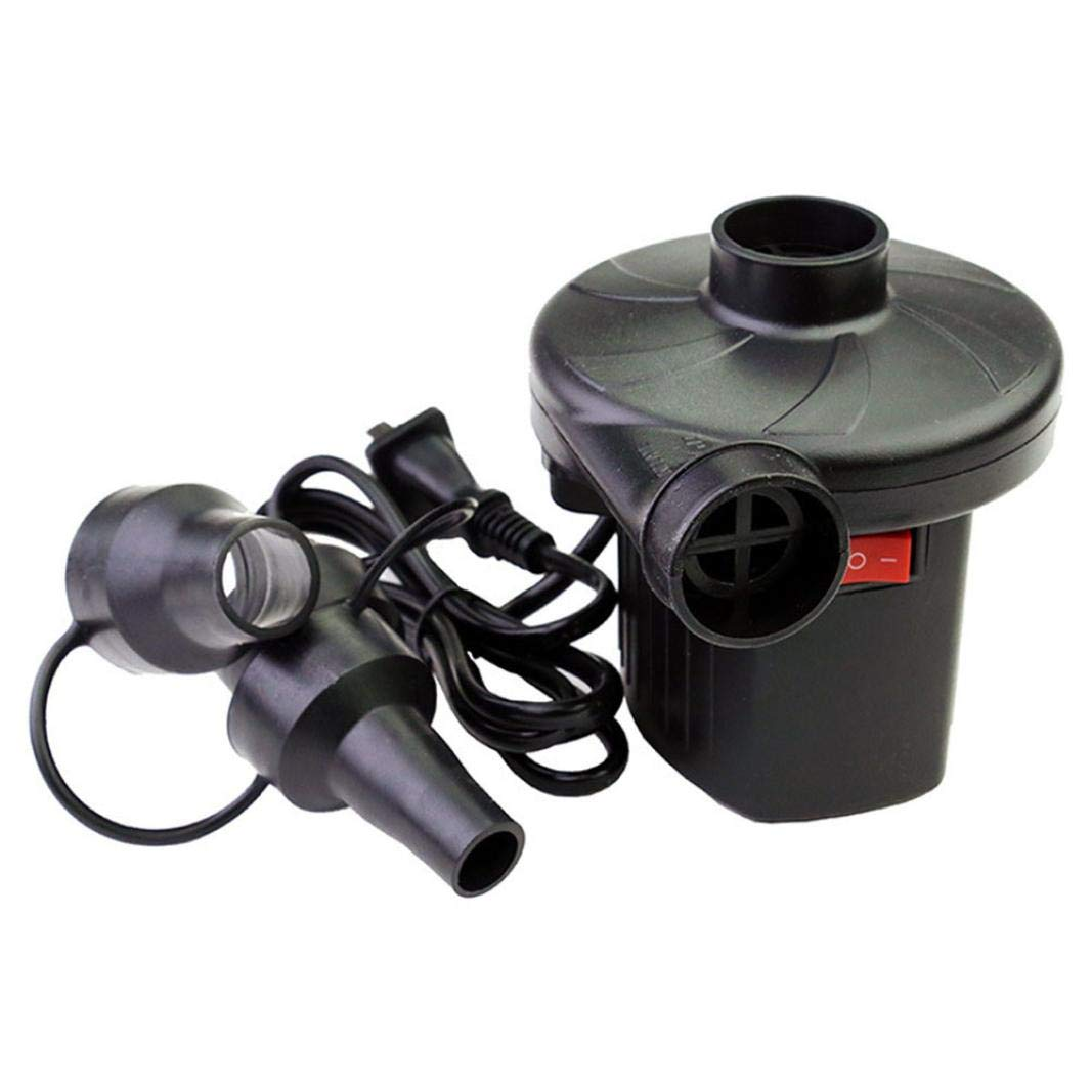 Amazon.com: Bomba de aire eléctrica para colchón hinchable ...