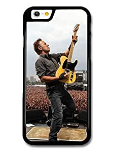 Bruce Springsteen Concert Live Yellow Guitar case for iPhone 6 A10917