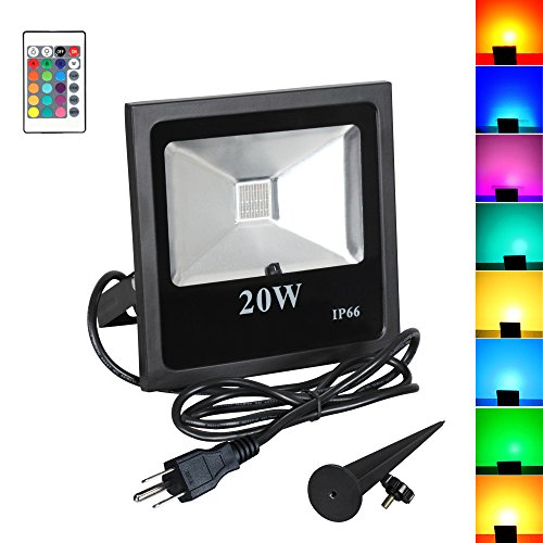 Changing Outdoor Flood Lights - 7