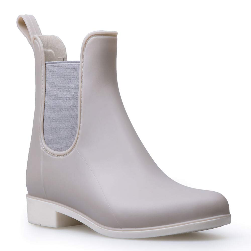 Dove-white Cougar Women's Celeste Chelsea Rainboot