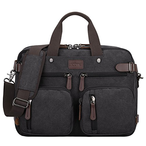 Backpack Messenger Bag Hybrid - 8