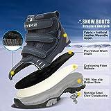 Boots Boys Winter Snow Sneakers Girls Running