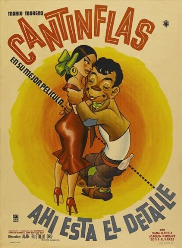 Here Is the Point POSTER Movie (27 x 40 Inches - 69cm x 102cm) (1940) (Mexican Style A) ()