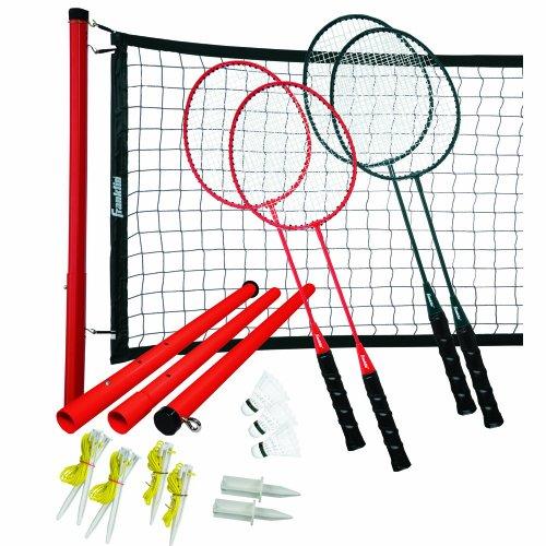 Franklin Sports Classic 4 Player Badminton Set