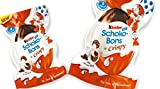 Kinder Joy SCHOKO BONS CRISPY Chocolate Candy - 45 pcs