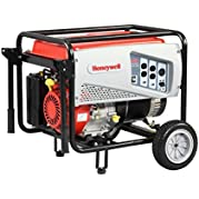 Honeywell 6038, 6500 Running Watts/8125 Starting Watts, Gas Powered Portable Genearator (Discontinued by Manufacturer)