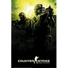 """Counter Strike Poster Global Offensive (24""""x36"""")"""