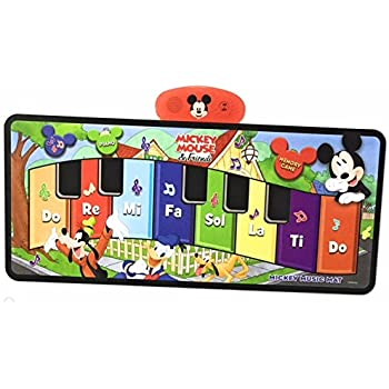 Amazon Com Kidzlane Durable Piano Mat 10 Selectable