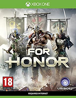 For Honor Xbox One Game (with Steelbook) [Importación inglesa ...
