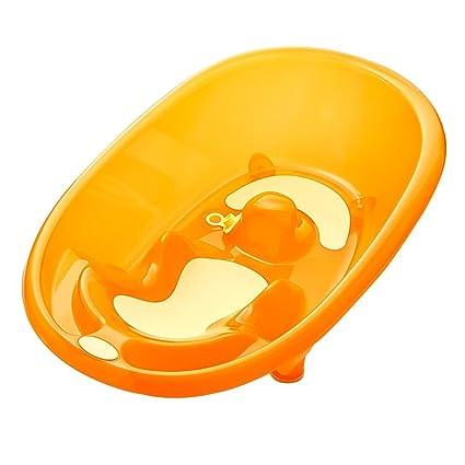 Folding Tub Bañera De Bebé Anti-ahogamiento Recién Nacido Puede ...