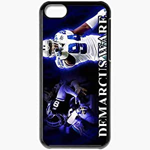 Personalized iPhone 5C Cell phone Case/Cover Skin 14339 demarcus ware by jason284 d4w4337 Black by mcsharks
