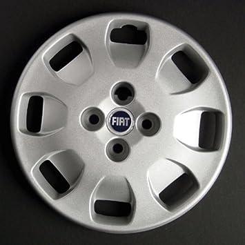 Wheeltrims Set de 4 embellecedores Fiat Punto 2 1999> con Llantas Originales de 14
