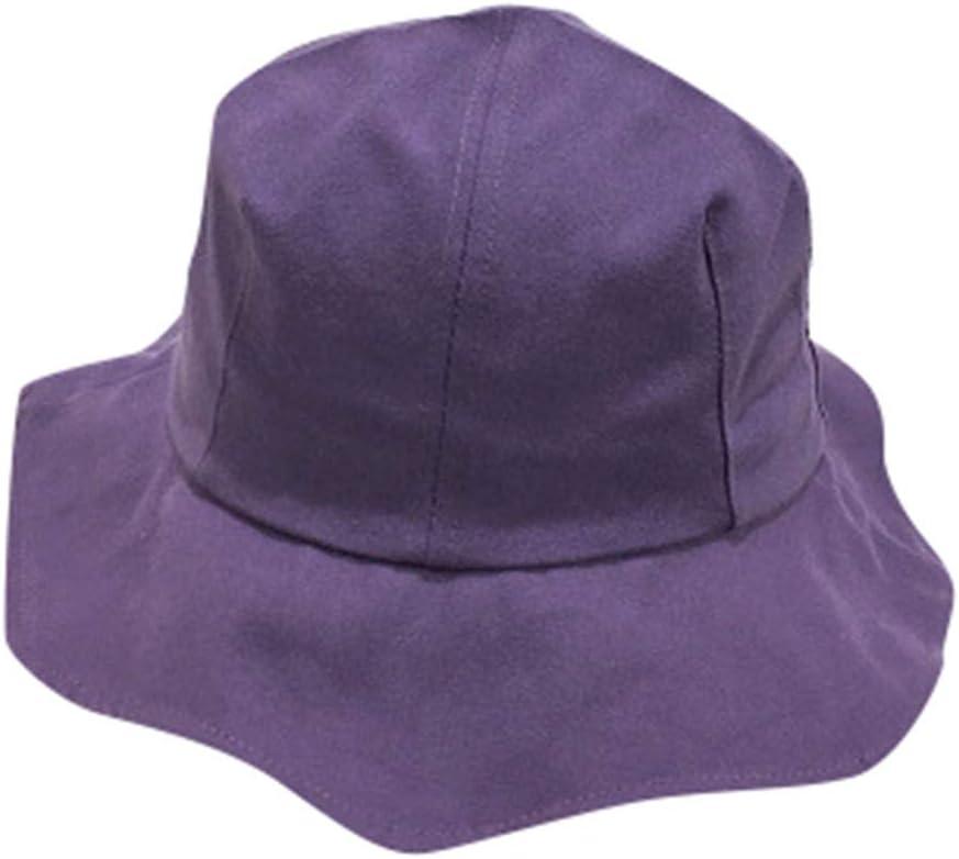 Longra💞 - Sombrero de Sol Simple para Mujer con protección UV ...