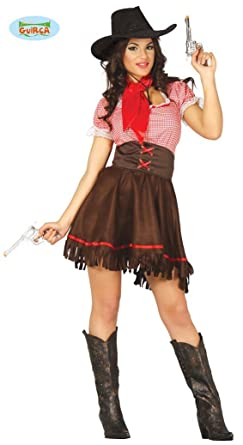 Image Unavailable. Image not available for. Colour  Cowgirl Adult Fancy  Dress Costume b0926a637446