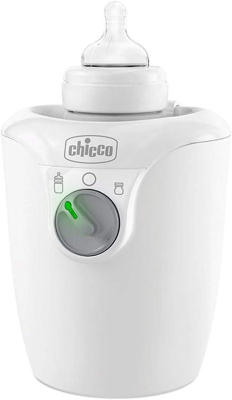 Chicco - Calienta biberón de casa rápido y calentamiento gradual ...