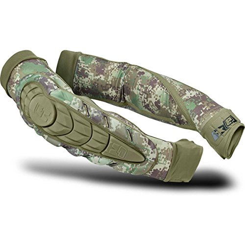 Planet Eclipse HD Core Paintball Elbow Pads - HDE Camo - ()