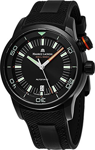 Maurice-Lacroix-Pontos-S-Diver-Chronograph-Mens-Watches-43mm-Black-Dial-Black-Rubber-Band-Swiss-Automatic-Dive-Watch-For-Men-PT6248-PVB013-332-1