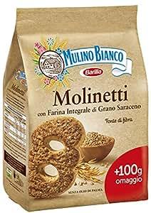 """Amazon.com: Mulino Bianco: """"Molinetti"""" Shortbread cookies"""
