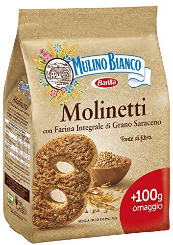 Cookies Shortbread Sugar Brown - Mulino Bianco: