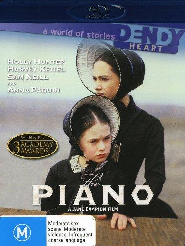 NEW Piano - Piano (1993) (Blu-ray)