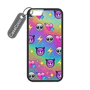 Emojis Designed iphone 5s Case, Laser Printing
