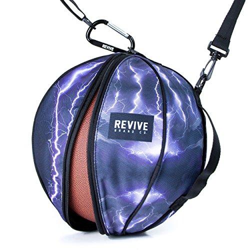 - Revive Lightning Strike Game Bag Basketball Bag