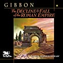 The Decline and Fall of the Roman Empire Hörbuch von Edward Gibbon Gesprochen von: Charlton Griffin