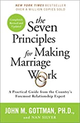With more than a million copies sold worldwide, The Seven Principles for Making Marriage Work has revolutionized the way we understand, repair, and strengthen marriages. John Gottman's unprecedented study of couples over a period of ye...