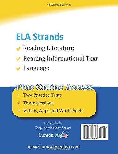LEAP Test Prep: Grade 5 English Language Arts Literacy (ELA ...