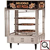 Gold Medal 5550pz Pizza Display Humidified Merchandiser