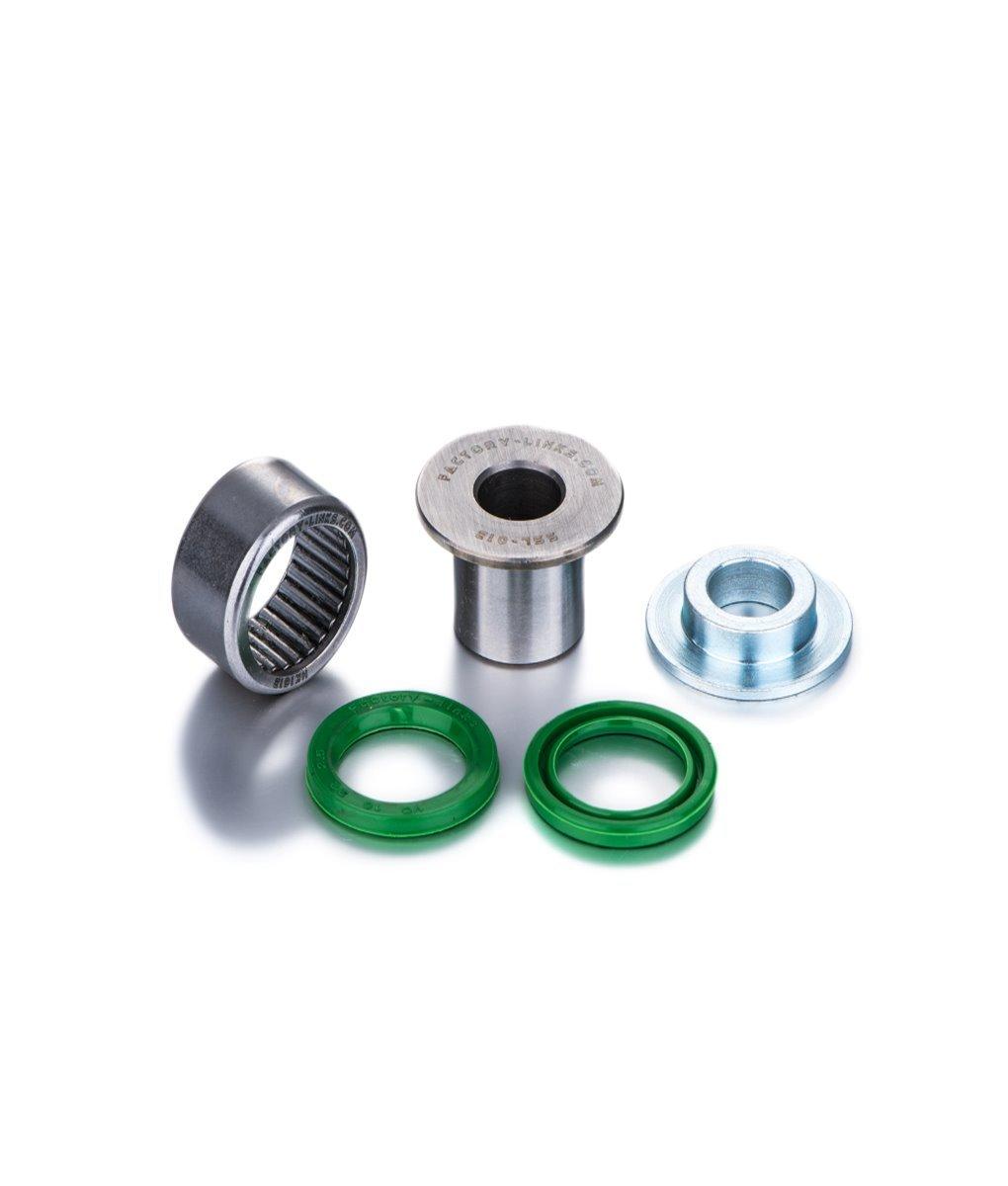 Lower Shock Absorber Bearing Kit - Kawasaki (1998-2015) - KX65, KX80, KX85, KX100, KX125, KX250, KX250F, KX450F, KLX450R - Suzuki (2003-2006) - RM65, RM100, RMZ250 Factory-Links
