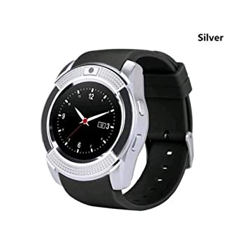 wojiaxiaopu Reloj Inteligente Hombres Bluetooth Relojes ...