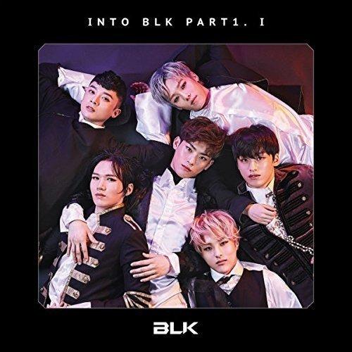 Into Blk Part 1 (Mini Album) (Blk Part)