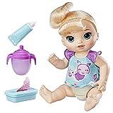 Baby Alive Twinkles N' Tinkles Blonde Talks English/Spanish Diaper Wipe Hasbro