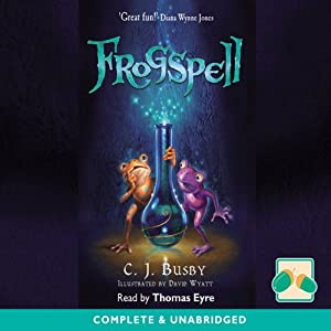 Frogspell Audiobook
