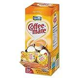 Coffee-mate 35180CT Hazelnut Creamer.375 oz, 200 Creamers/Carton