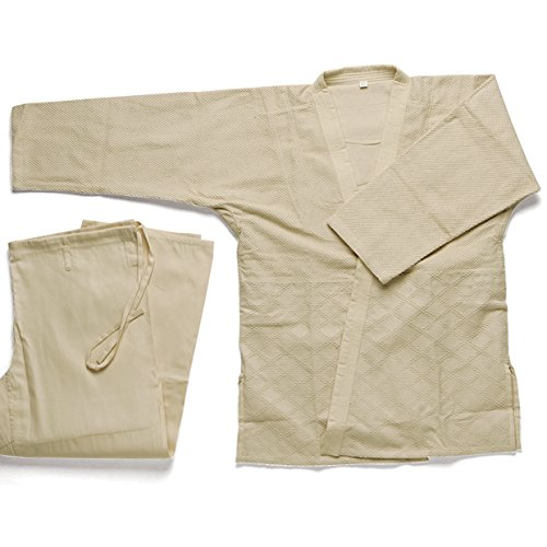 Double Weave Judo GI - Natural/Beige - 3