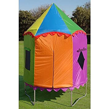 Jumpking Jumppod 7.5u0027 Tr&oline Circus Enclosure Cover  sc 1 st  Amazon.com & Amazon.com : Jumpking Jumppod 7.5u0027 Trampoline Circus Enclosure ...