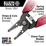 Klein Tools 11049 Wire Stripper/Cutter for 8-16 AWG