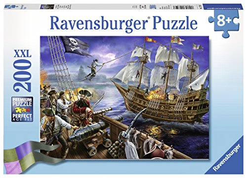 Ravensburger 12759 Blackbeards Battle jigsaw puzzles