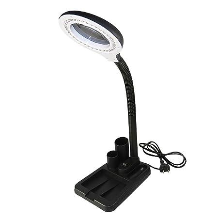 Escritorio con Lupa de luz LED reparación de la lámpara de Mesa ...
