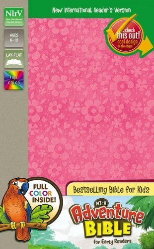 Adventure Bible for Early Readers, NIrV by Lawrence O. Richards (2014-06-24)