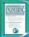 Fundamentals of Engineering 9780961476052
