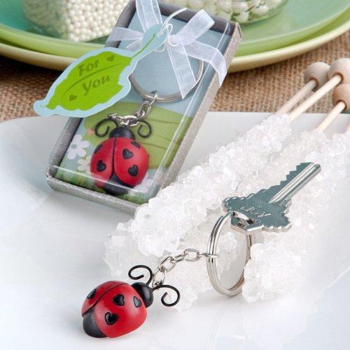 Lovely Ladybug Key Chains