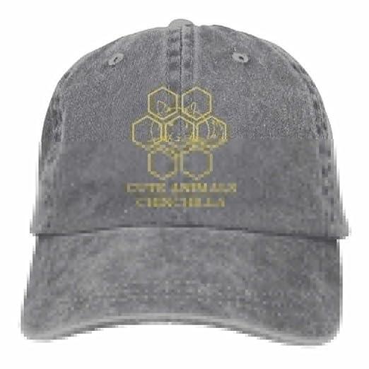Unisex Cowboy Baseball Caps I Love Cute Chinchillas Adjustable Washed Sport  Denim Cap at Amazon Men s Clothing store  4a8fece6c2a