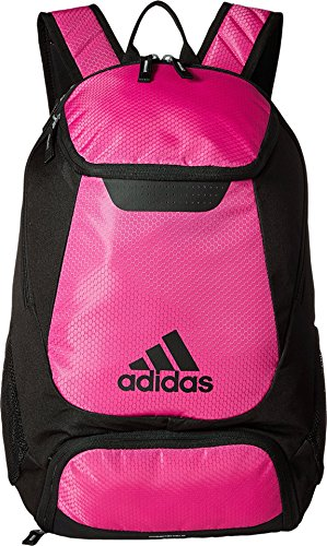 adidas Stadium Team Backpack, Intense Pink, One Size