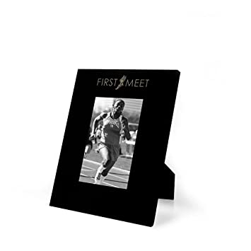 Amazoncom First Meet Frame Engraved Track And Field Picture