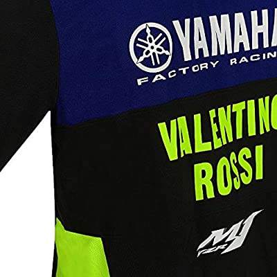 Valentino Rossi Yamaha Dual-Racing Polo, Hombre, Royal Blue, 3XL ...