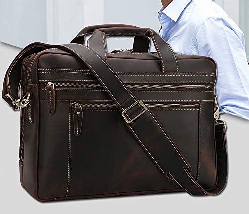ETERLY Mens Handbag Mens Messenger Bag Briefcase Computer Bag Business Briefcase Briefcase