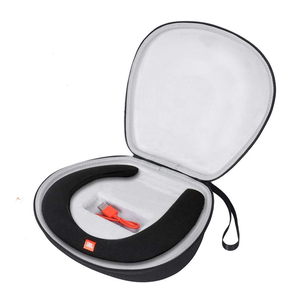 Zaracle ポータブルキャリーケース 保護ポーチ カバー 収納バッグ 旅行用ケース JBL Soundgear スピーカー用   B07MY183LY